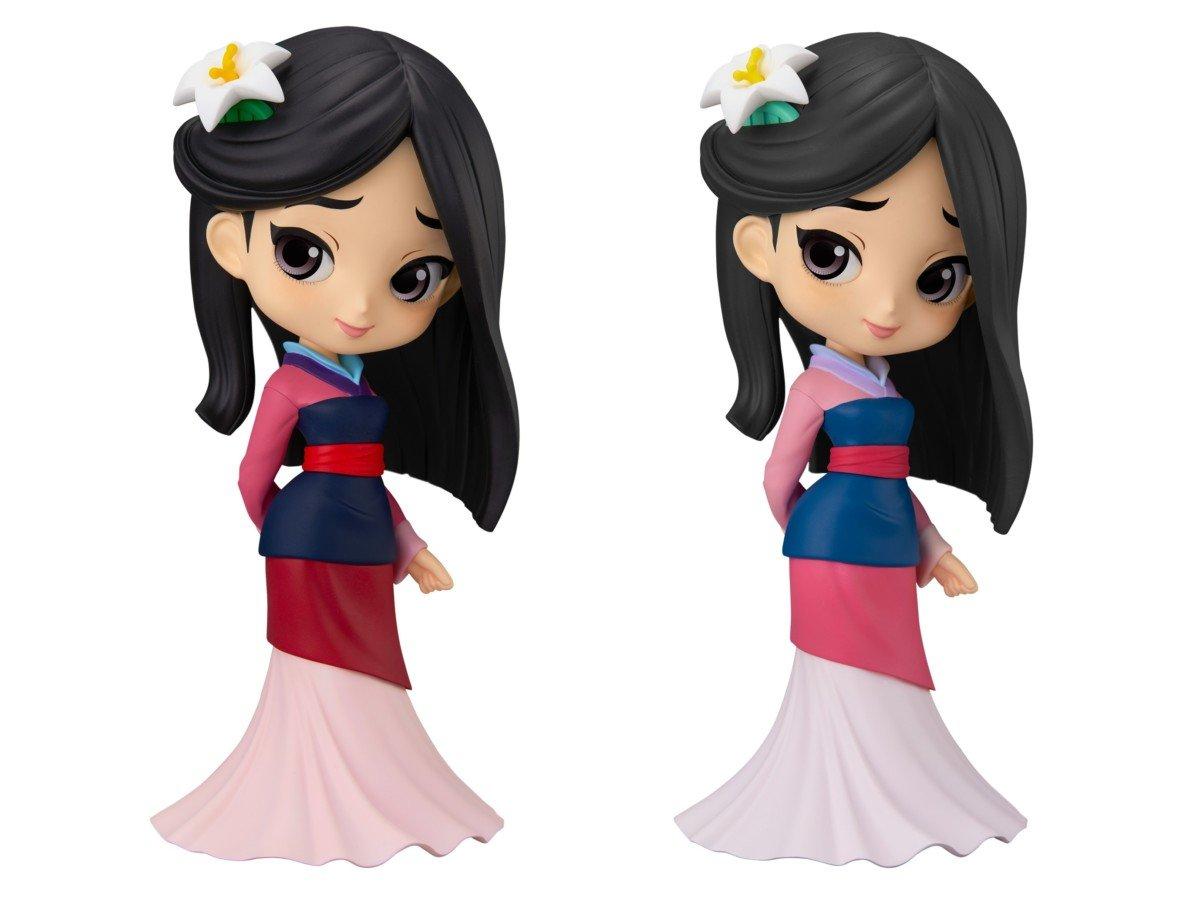 Q posket Disney Characters -Mulan-