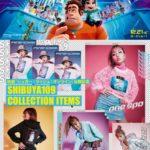 映画『シュガー・ラッシュ:オンライン』公開記念 SHIBUYA109 コレクション