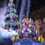 """東京ディズニーシー""""ディズニー・クリスマス2018""""カラー・オブ・クリスマス"""