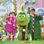 ユニバーサル・スタジオ・ジャパン『グリンチ』公開記念イベント