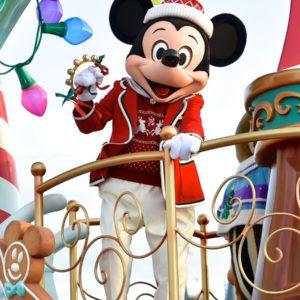 """東京ディズニーランド""""ディズニー・クリスマス2018""""ディズニー・クリスマス・ストーリーズ"""