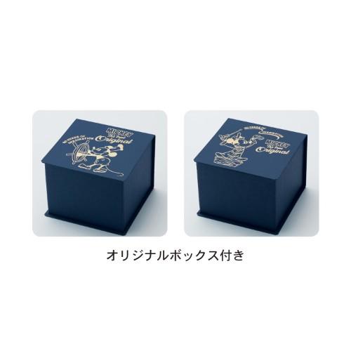 ミッキー90周年デザイン シルクネクタイ  オリジナルボックス
