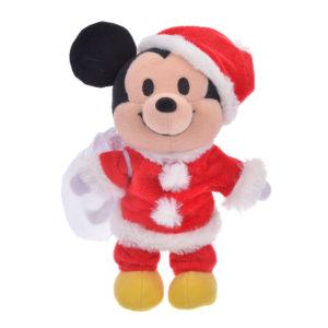 nuiMOs ぬいぐるみ専用コスチューム サンタ クリスマス