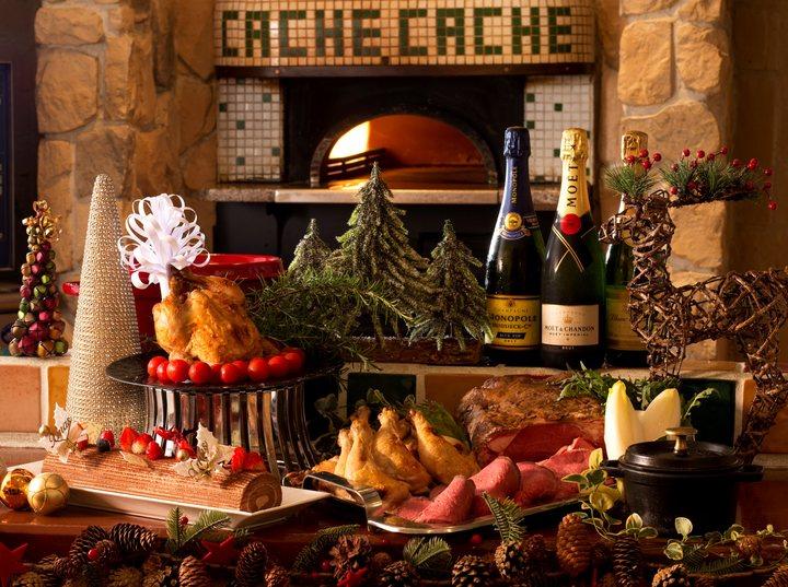 浦安ブライトンホテル東京ベイ レストラン「カシュカシュ」クリスマスビュッフェ