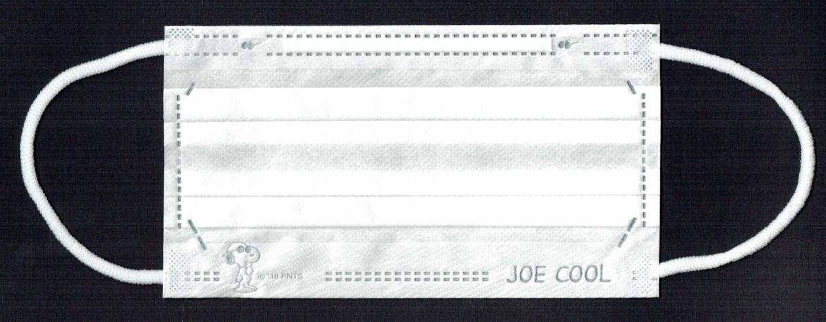 スヌーピー(JOE COOL)デザインBOXマスク2