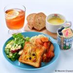 ムーミンハウスカフェ 東京スカイツリータウン・ソラマチ店はとバス限定メニュー