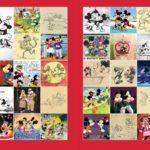 アートで見る ウォルト・ディズニーとミッキーマウス5