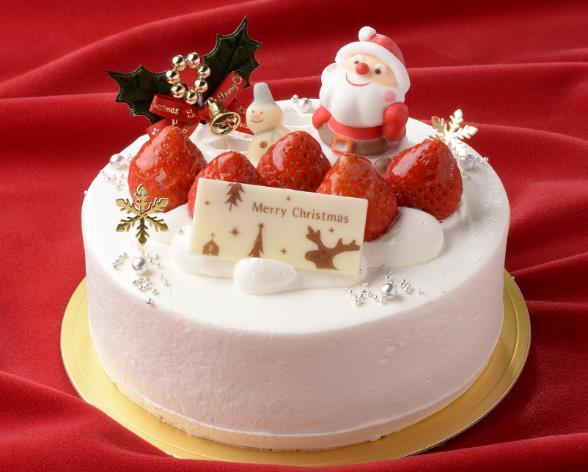 ベリーベリー「マイデコレーション・クリスマスケーキガールズ/ボーイズ」