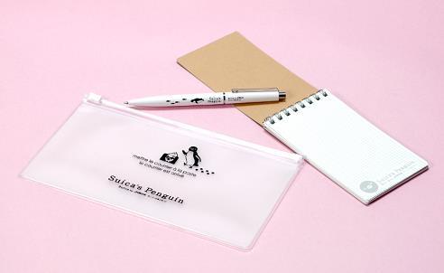 「Suicaのペンギングッズ」コラボレーション商品