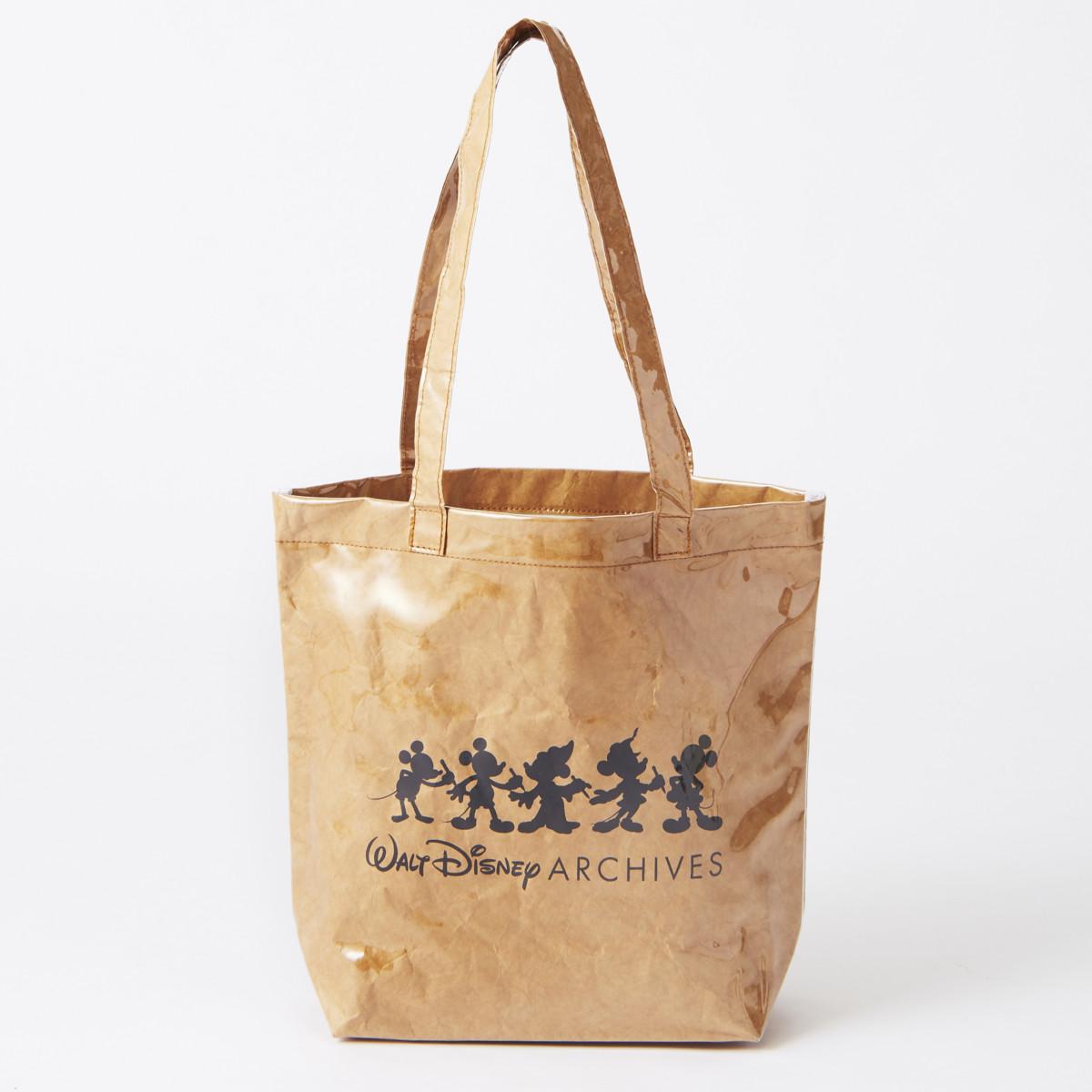 ウォルト・ディズニー・アーカイブス展 ~ミッキーマウスから続く、未来への物語~ 横浜 2重バッグ