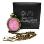 アサミズカンパニー ハローキティ新幹線 懐中時計