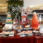 浦安ブライトンホテル東京ベイ「レストラン カシュカシュ」