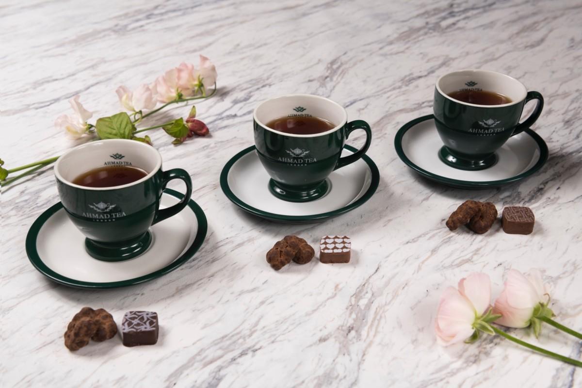 TEA&CHOCOLATE SET