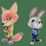 ディズニーキャラクターズ Fluffy Puffy〜ニック&ジュディ〜