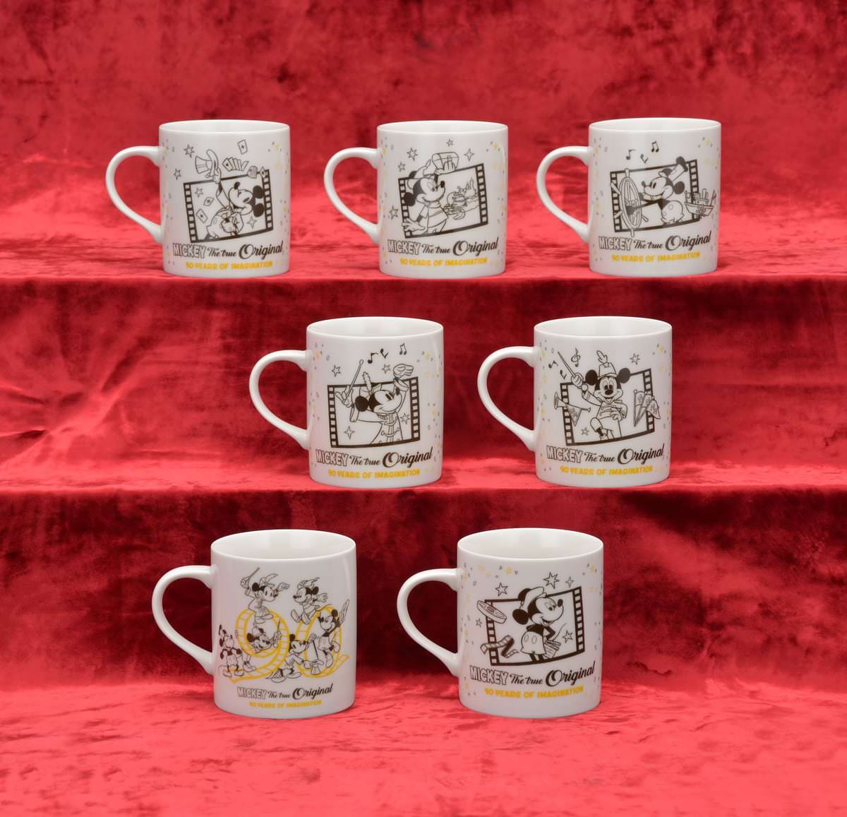 ミッキーマウス 90th Anniversary セレブレーションマグカップ_01