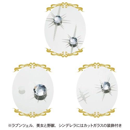 フレーム付きウェディングミラー カットガラス