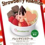 ピンクベリー「バレンタインスワール」