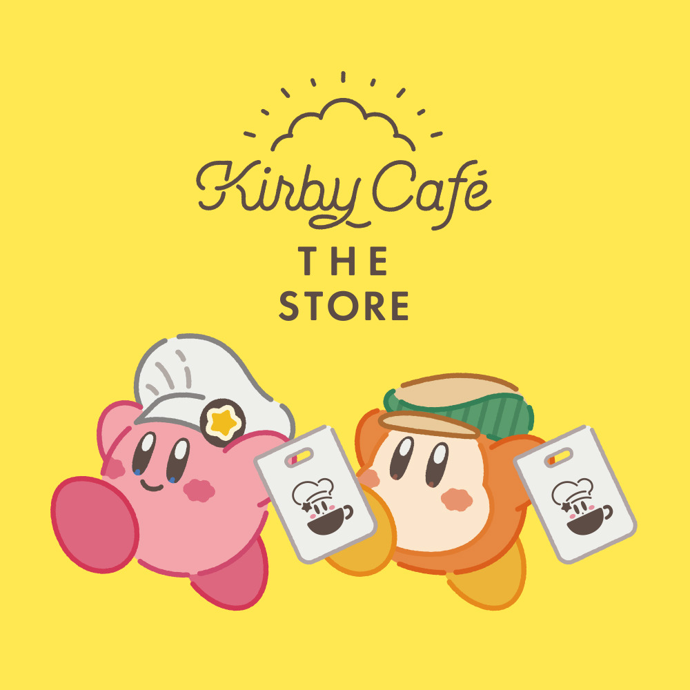 KIRBY CAFÉ THE STORE( カービィカフェ ザ・ストア)