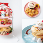 新宿ルミネエスト「EGG&SPUMA×HELLO KITTY 45TH ANNIVERSARY CAFÉ」2