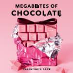 "PLAZA・MINiPLA「MEGAB""I""TES OF CHOCOLATE」アイキャッチ"