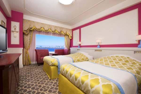 東京ベイ舞浜ホテル ファーストリゾート キャッスルルーム2