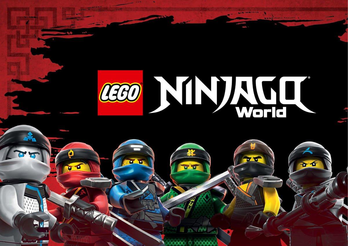 レゴ ニンジャゴー・ワールド