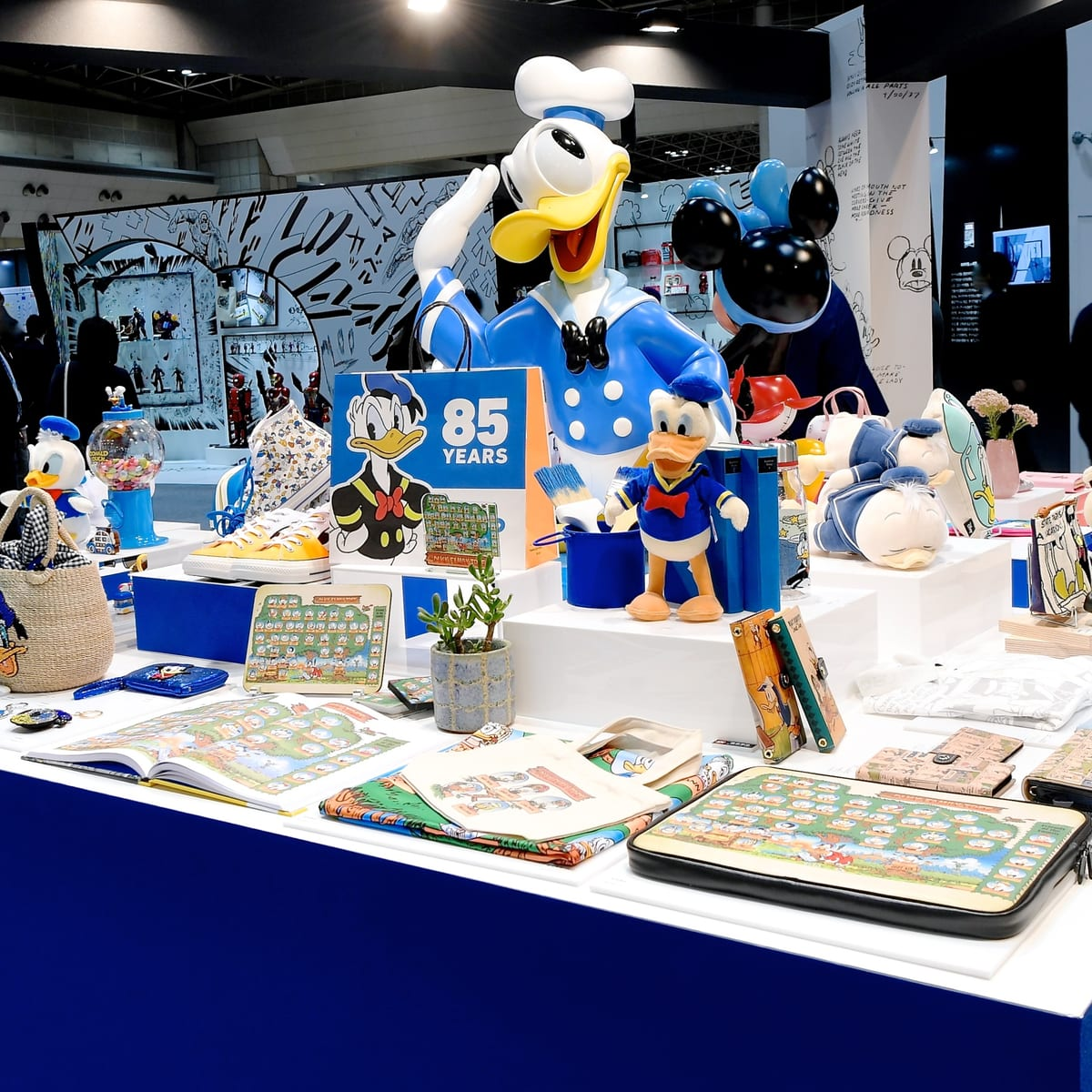 DISNEY EXPO JAPAN 2019 ディズニー「ドナルドダック」グッズ