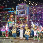 『ミニオン・ナイトパーティー at ザ・パレード』石原さとみさん2