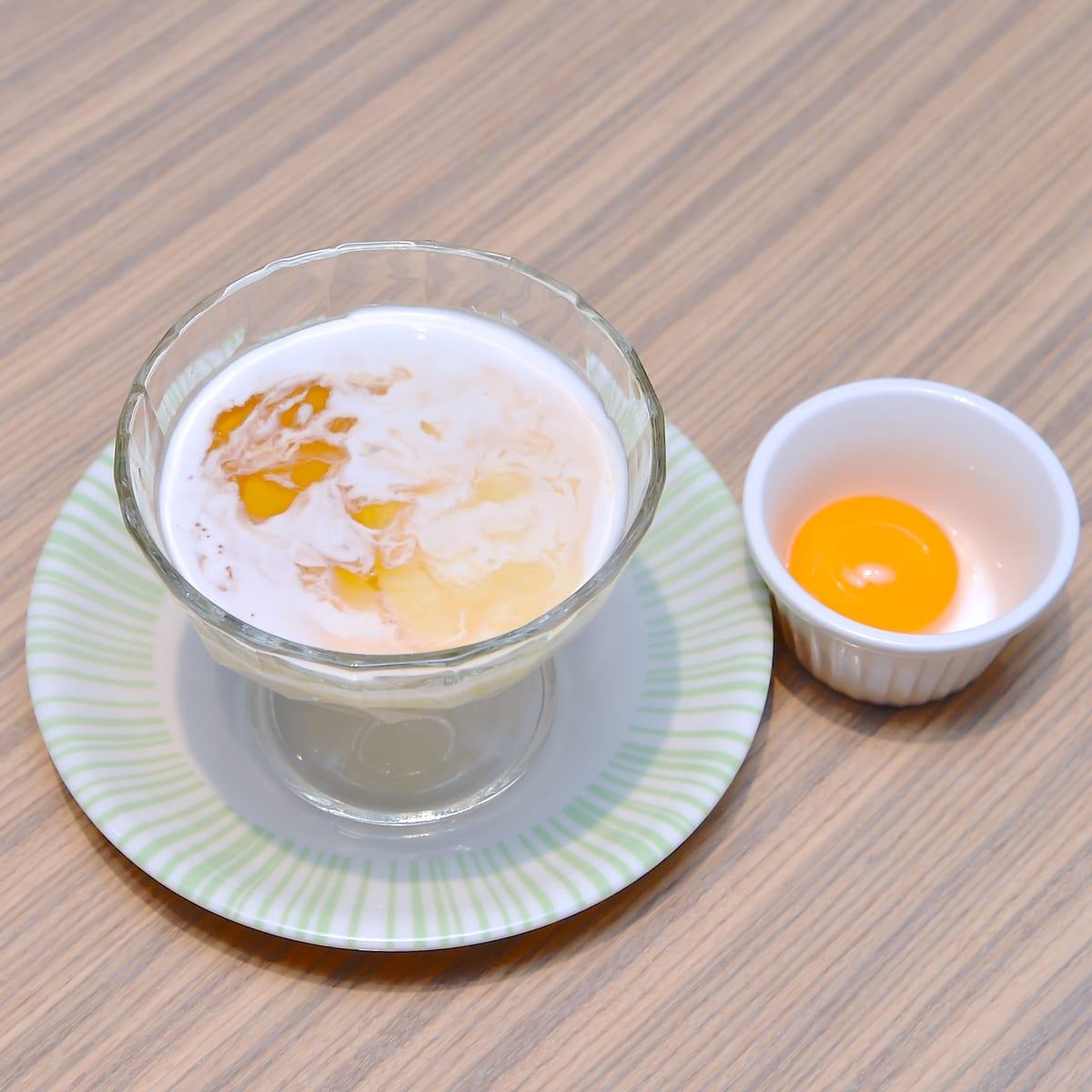 豆乳生プリン