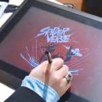 ワコム「スパイダーマン:スパイダーバース」ライブドローイングイベント