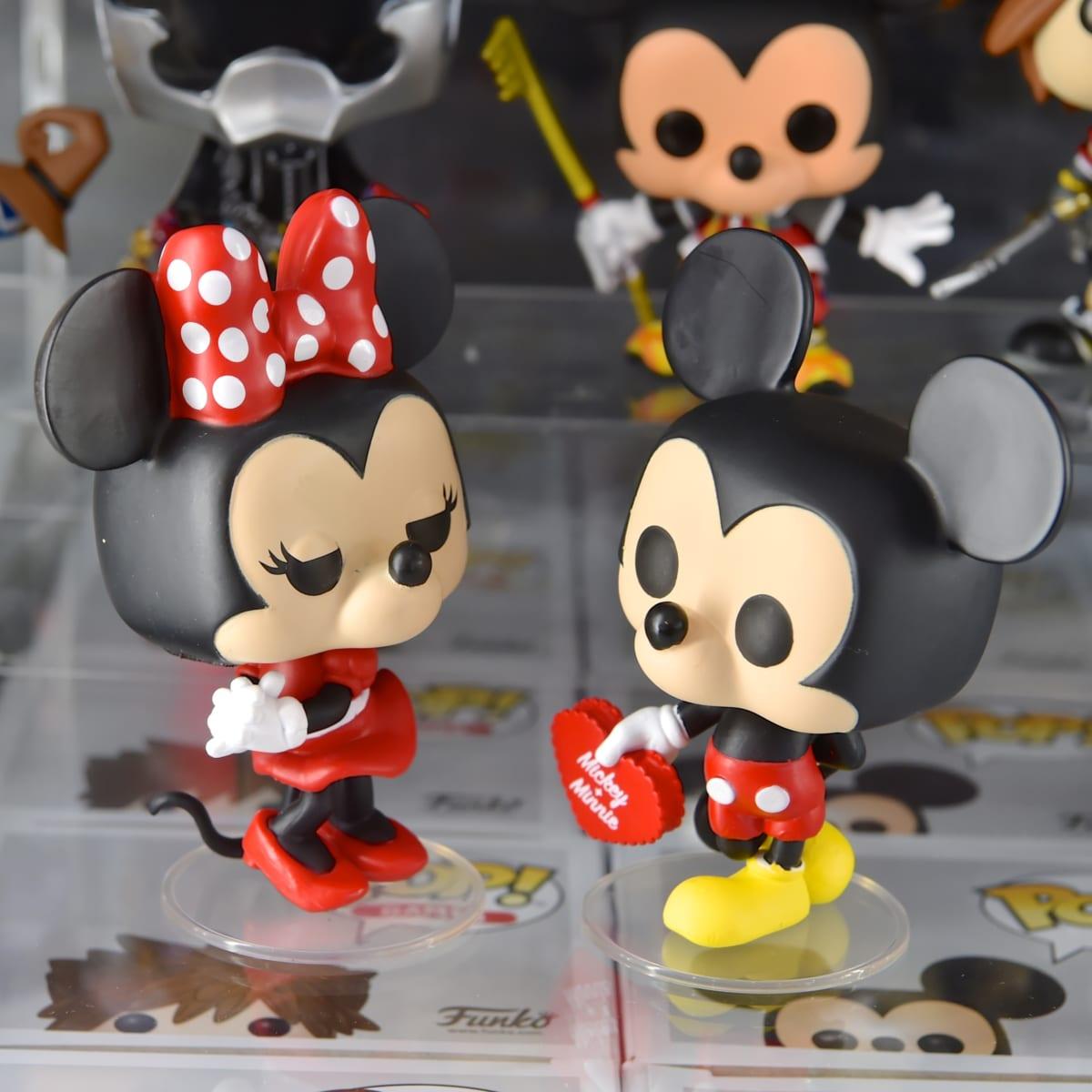 POP「ミッキーマウス」&「ミニーマウス」