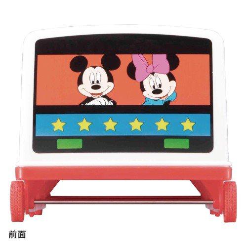 バス型ティッシュボックスケース(ディズニー)3