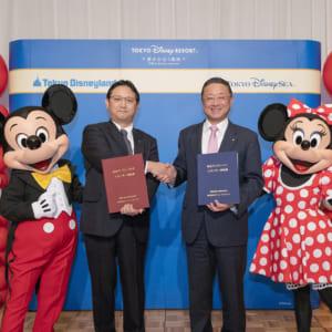 新菱冷熱工業「東京ディズニーリゾートオフィシャルスポンサー契約」