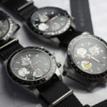 "JAM HOME MADE「SECRET ""MICKEY"" WATCH TYPE-1 NATO」"