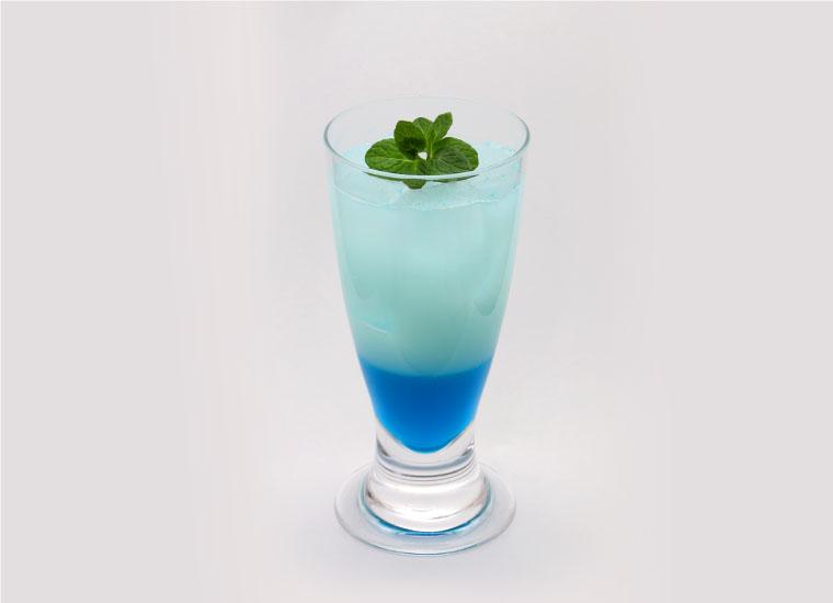 ノンアルコールカクテル(スザク)