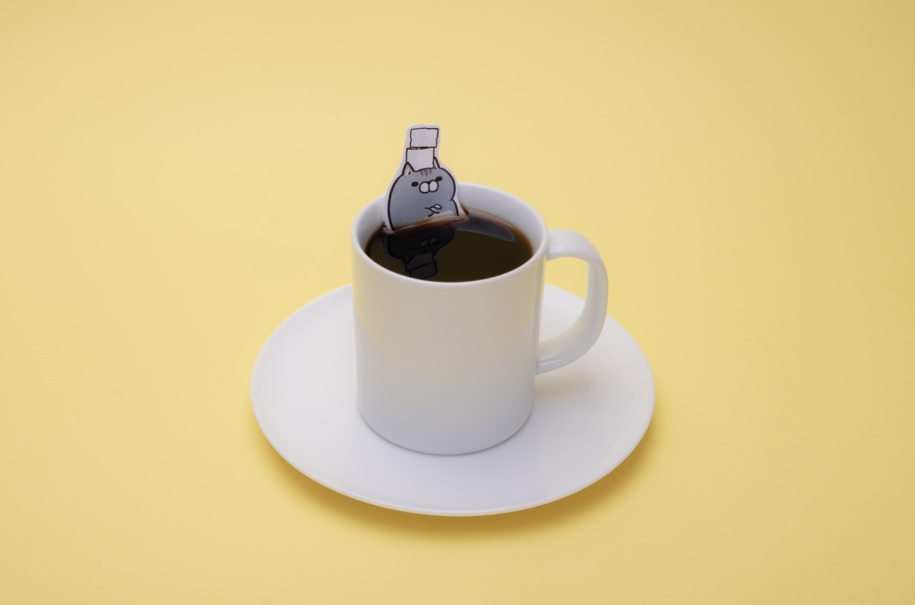 ボンスネコーヒー2