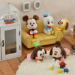 MICKEY&FRIENDS & you キーチェーンマスコット_01
