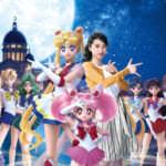 『美少女戦士セーラームーン・ザ・ミラクル4-D~ムーン・パレス編~』キービジュアル