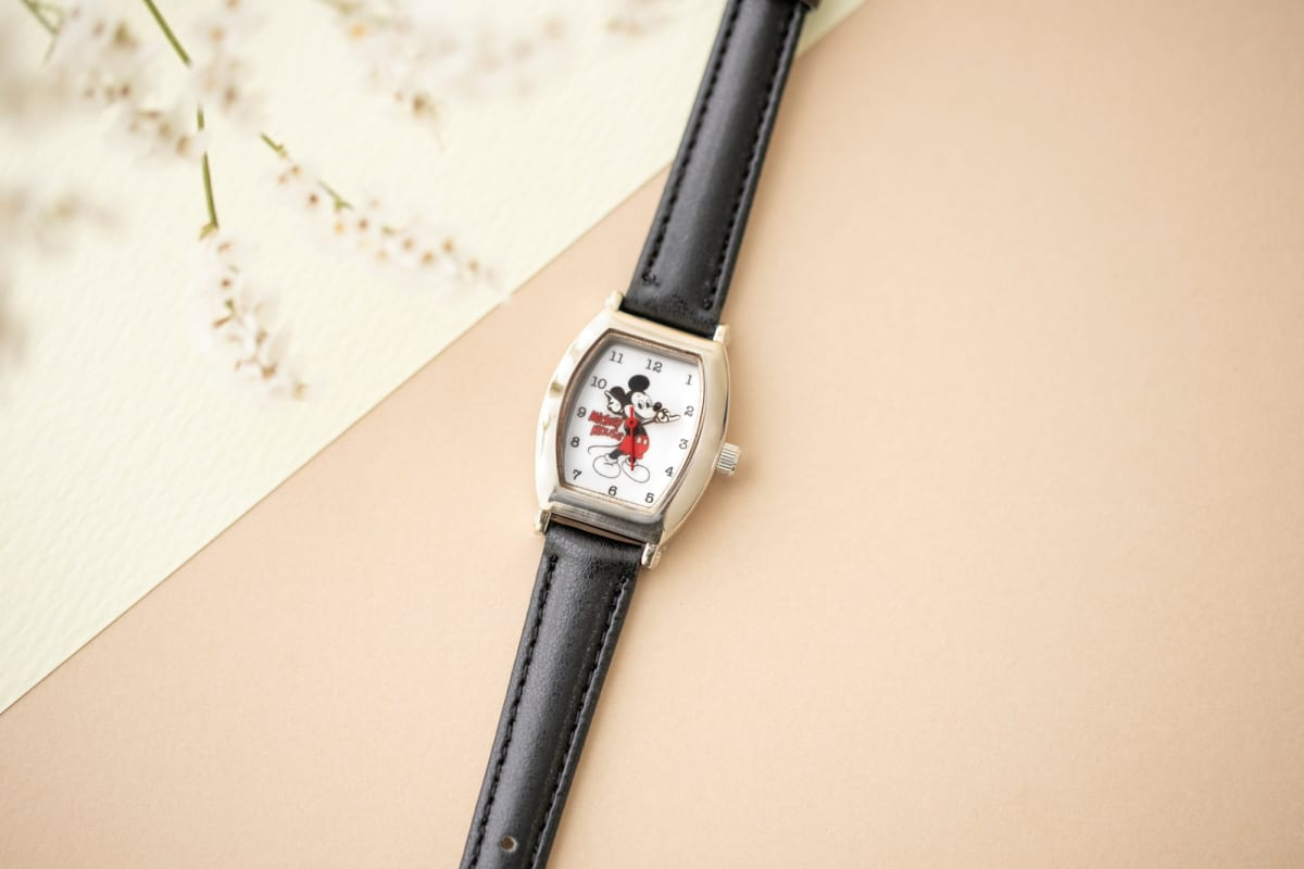 宝島社「Disney MICKEY MOUSE FASHION WATCH BOOK」6
