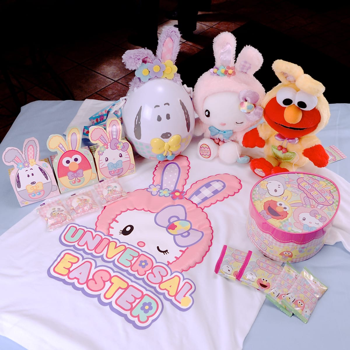 UNIVERSAL EASTER