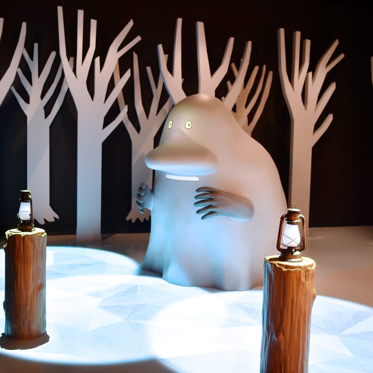 体験展示 ムーミン谷の自然 5