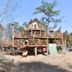 ムーミンバレーパーク おさびし山エリア「ヘムレンさんの遊園地」