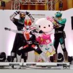 「仮面ライダー電王」と「ハローキティ」コラボレーション3