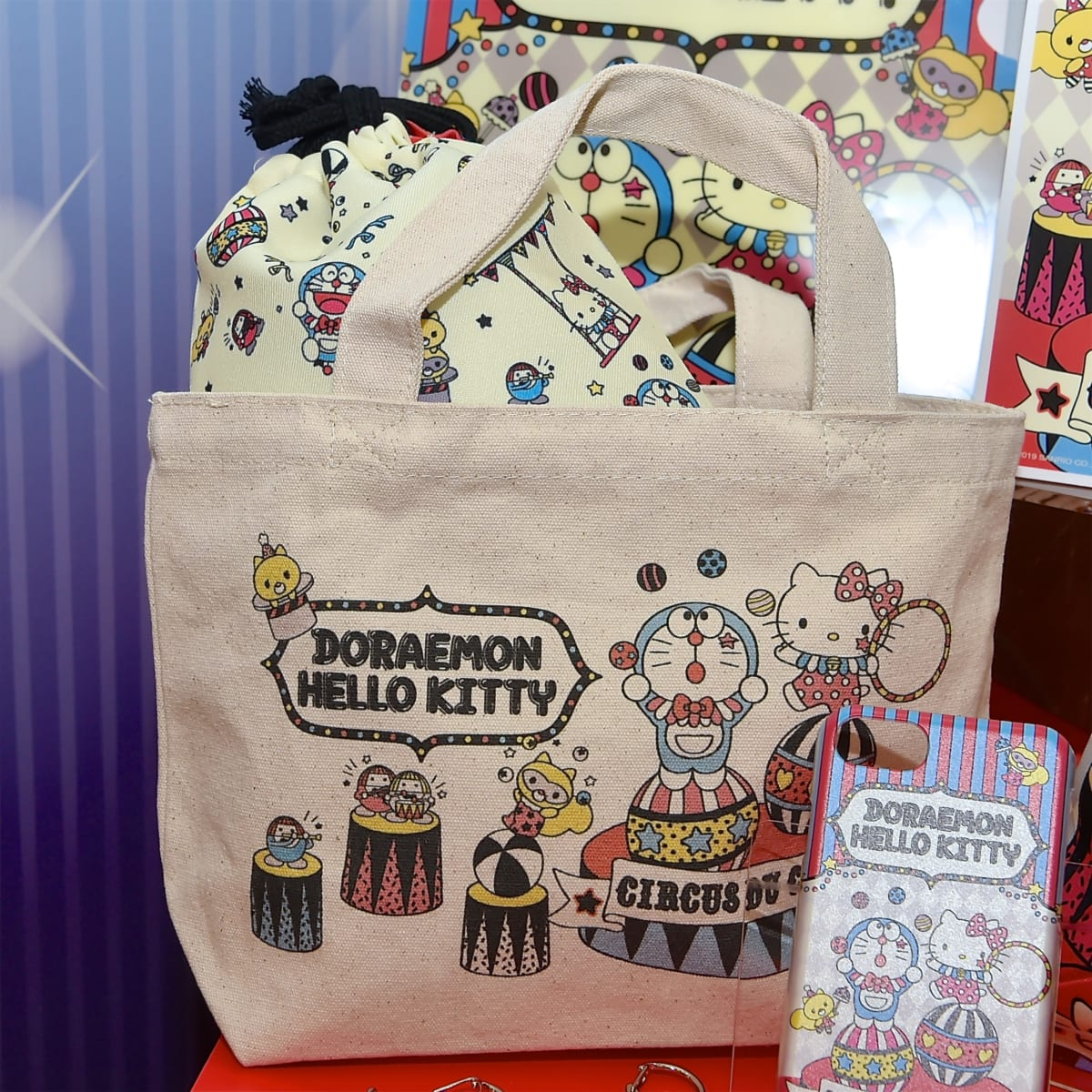 「DORAEMON × HELLO KITTY」5
