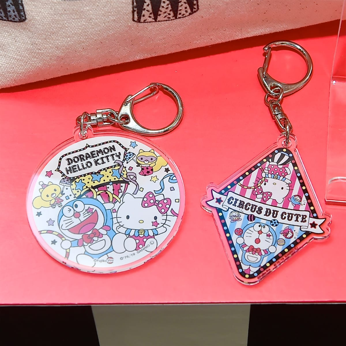 「DORAEMON × HELLO KITTY」6