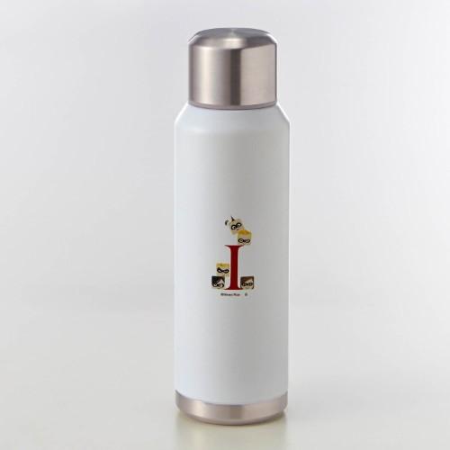 16柄から選べる真空断熱ステンレスボトル300ml インクレディブル