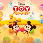LINE Disney Toy Company