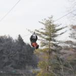 ムーミンバレーパーク「飛行おにのジップラインアドベンチャー」写真
