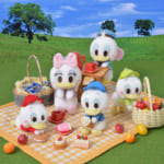 DONALD DUCK FAMILY & you キーチェーンマスコット_02
