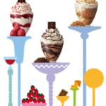 ゴディバ「ソフトクリーム デセール」3フレーバー